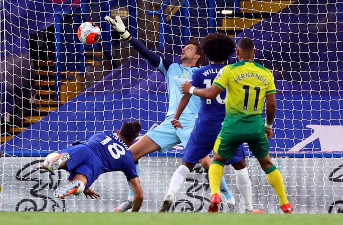 Sao 33 tuổi lập công, Chelsea lại mơ mộng Top 3  Ngoại hạng - Ảnh 3.