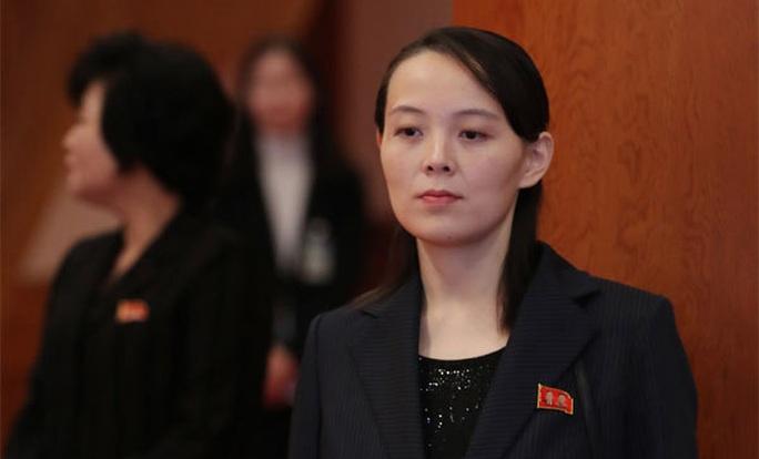 Chuyện chưa từng có: Hàn Quốc điều tra em gái ông Kim Jong-un - Ảnh 1.
