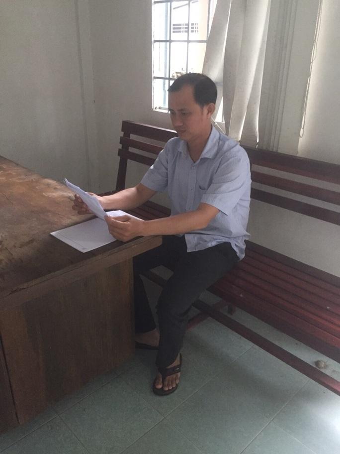 Bắt Phó Giám đốc Văn phòng Đăng ký đất đai ở Cần Thơ - Ảnh 1.