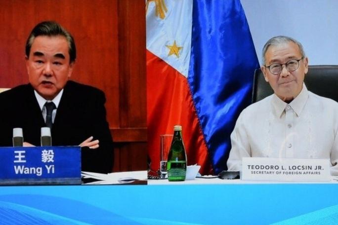 Trung Quốc chủ động hỏi han Philippines sau tuyên bố của Mỹ về biển Đông - Ảnh 1.