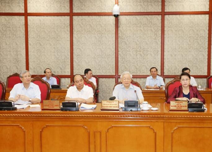 Bộ Chính trị ban hành Nghị quyết mới về xây dựng TP Cần Thơ - Ảnh 1.