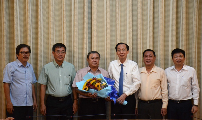 Điều động quyền chủ tịch quận 3 đến nhận công tác tại Thành ủy TP HCM - Ảnh 1.