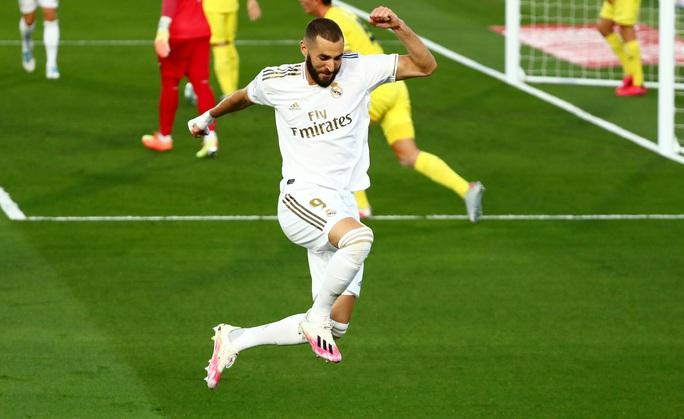 Lập kỷ lục 10 chiến thắng liên tiếp, Real Madrid vô địch La Liga - Ảnh 2.