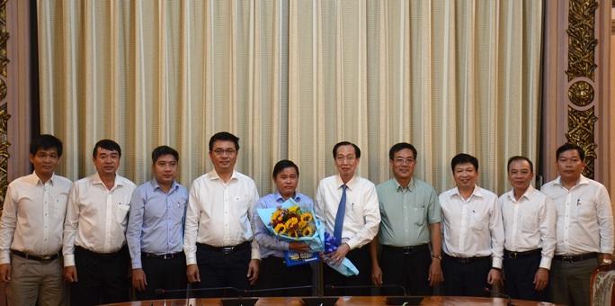 Điều động quyền chủ tịch quận 3 đến nhận công tác tại Thành ủy TP HCM - Ảnh 2.