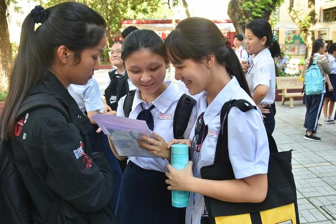 TP HCM: Chính thức công bố điểm chuẩn lớp 10 - Ảnh 3.