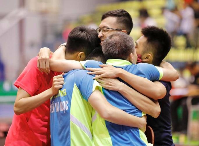Bóng bàn nữ TP HCM vô đối, nam Hải Dương vô địch quốc gia sau 8 năm - Ảnh 1.