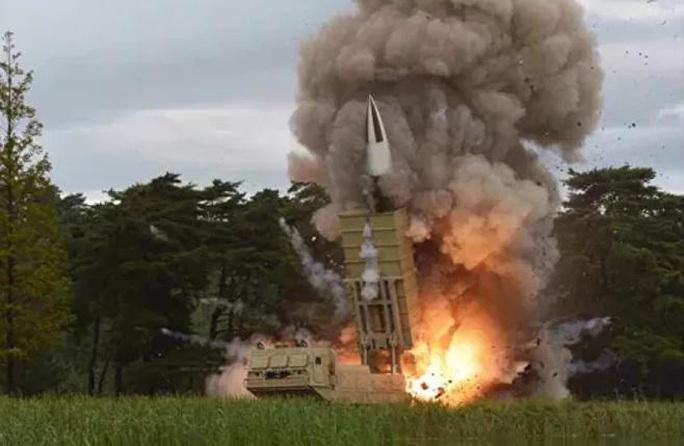 Triều Tiên không đơn giản, đang chế tên lửa đánh bại cả Patriot, Aegis, THAAD - Ảnh 2.