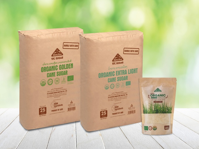 TTC Sugar tiếp tục mở rộng vùng nguyên liệu trồng mía organic tại Attapeu, Lào - Ảnh 3.