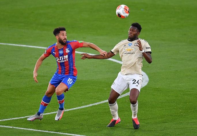 Song sát Rashford – Martial lập công, Man United mơ bay cao Top 4 - Ảnh 1.
