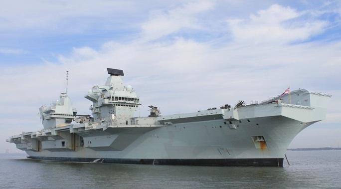 Trung Quốc cảnh báo Anh về biển Đông - Ảnh 1.