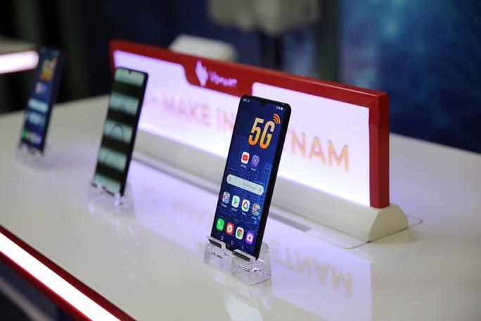 Phát triển thành công Vsmart Aris 5G - Ảnh 1.