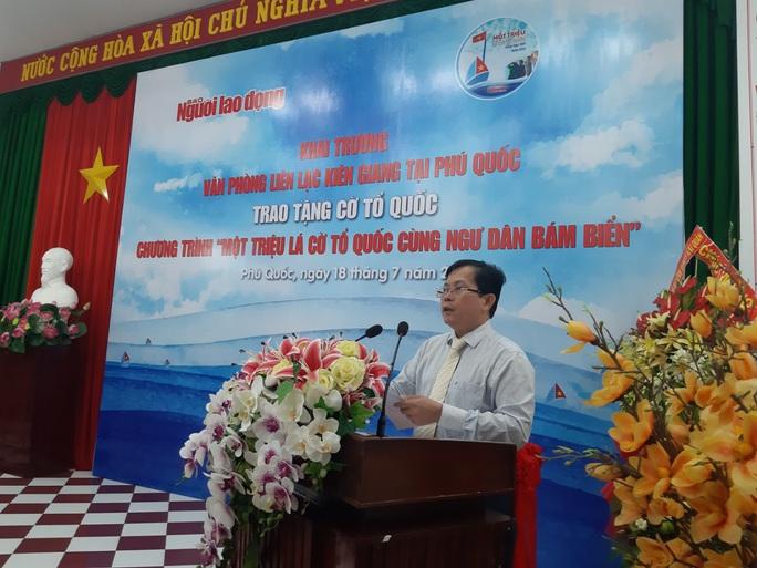 Báo Người Lao Động khai trương văn phòng liên lạc tại Phú Quốc - Ảnh 1.