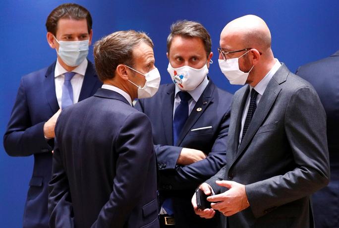 EU, Mỹ thúc đẩy phục hồi kinh tế - Ảnh 1.