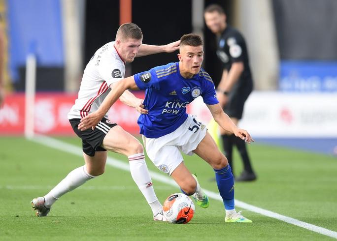 Leicester gặp họa trước hai trận chung kết Top 4 Ngoại hạng - Ảnh 4.
