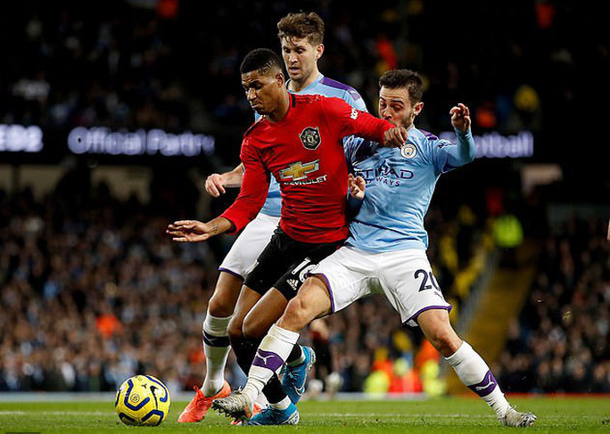 Jose Mourinho chọc ngoáy Man United, chê đội bóng cũ ăn may - Ảnh 3.