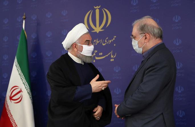 Tổng thống Iran công bố số liệu gây sốc về số người nhiễm Covid-19 - Ảnh 1.