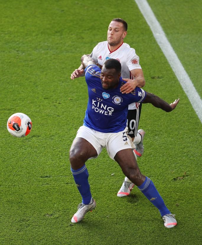 Leicester gặp họa trước hai trận chung kết Top 4 Ngoại hạng - Ảnh 5.