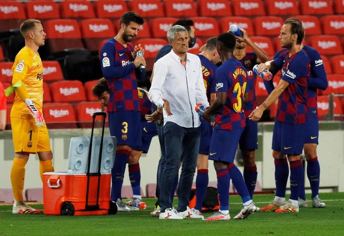 Đoạn kết buồn của Barcelona - Ảnh 1.
