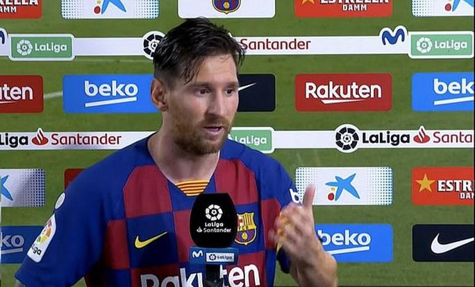 """Lớn tiếng chỉ trích đồng đội, Messi chỉ…""""về nhì"""" - Ảnh 1."""