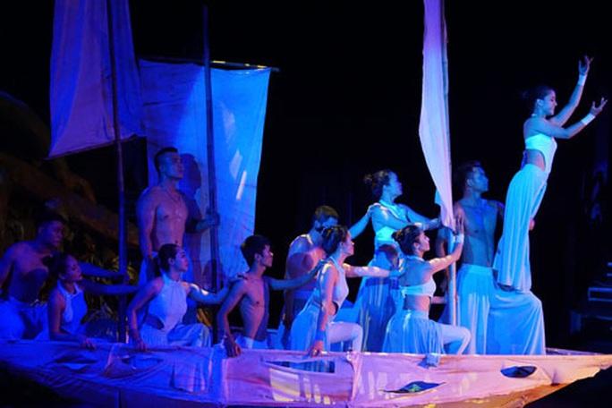 Mekong show - cách làm mới của xiếc công lập - Ảnh 1.