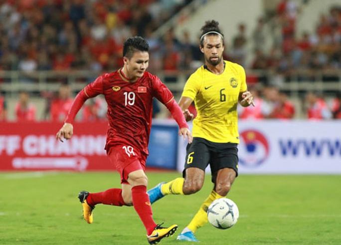 Tuyển Việt Nam: Thành - bại tại Malaysia - Ảnh 1.