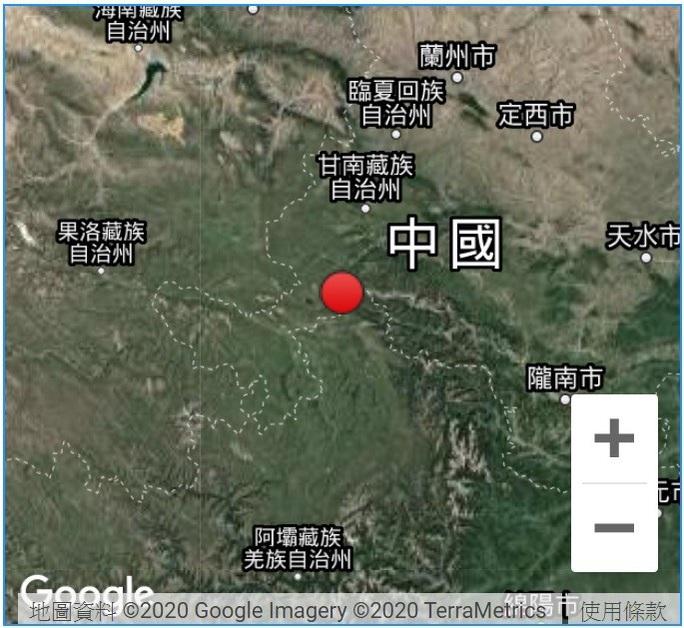 Động đất ở thượng nguồn đập Tam Hiệp - Ảnh 1.