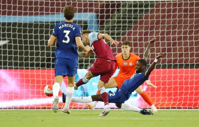 Chelsea thua sốc West Ham, đối mặt ác mộng văng Top 4 - Ảnh 6.