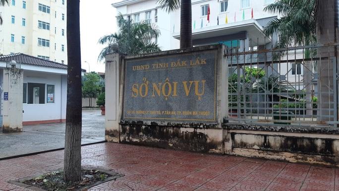 Vụ Thanh tra Sở Nội vụ nhận hối lộ: Thanh tra viên bị quay clip trong khách sạn - Ảnh 5.
