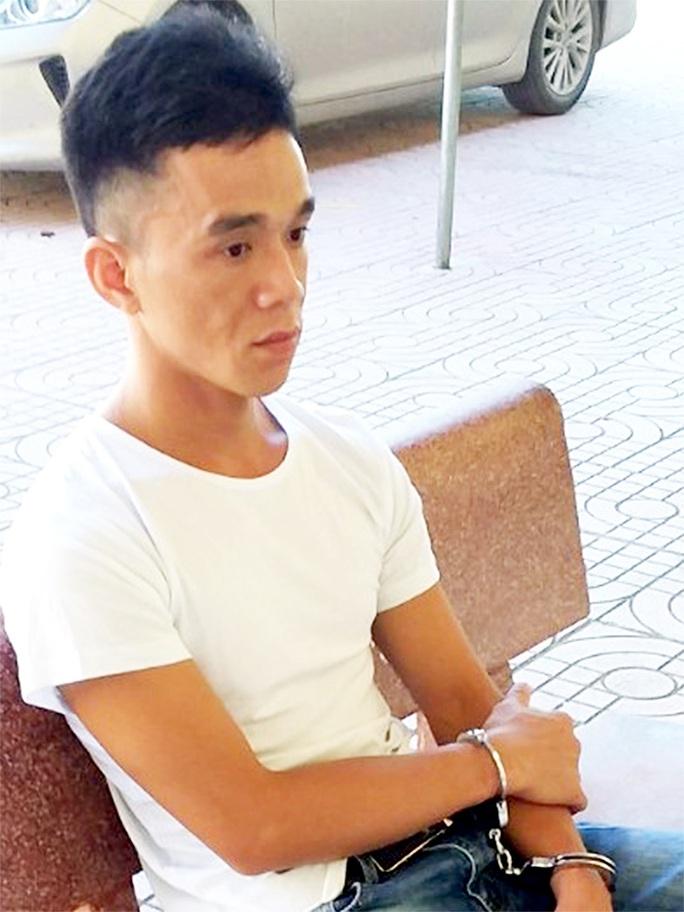 Công an Đồng Nai đã bắt được đối tượng Nguyễn Duy Trường quê Hà Tĩnh - Ảnh 1.