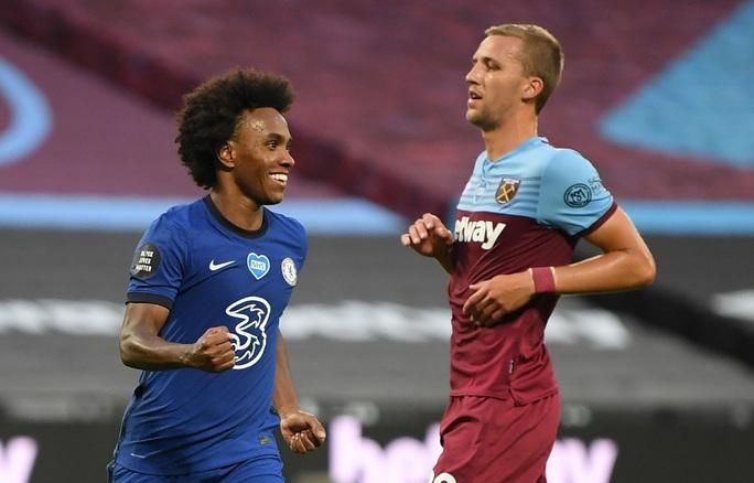 Chelsea thua sốc West Ham, đối mặt ác mộng văng Top 4 - Ảnh 3.