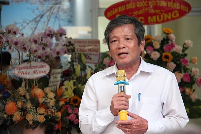 Báo Người Lao Động ra mắt văn phòng liên lạc khu vực Đông Nam Bộ - Ảnh 3.