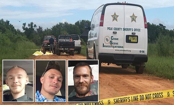Mỹ: Đi câu cá, 3 người bạn thân lần lượt bị giết dã man - Ảnh 1.