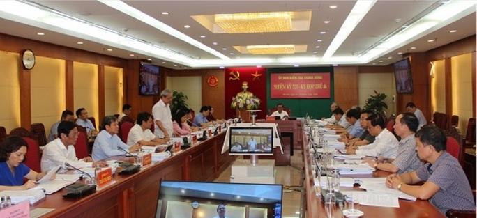 Đề nghị khai trừ ông Nguyễn Hữu Tín ra khỏi Đảng - Ảnh 1.
