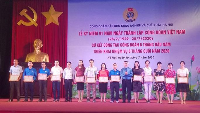 Hà Nội: Hơn 1.000 cuộc tư vấn về pháp luật cho người lao động - Ảnh 1.