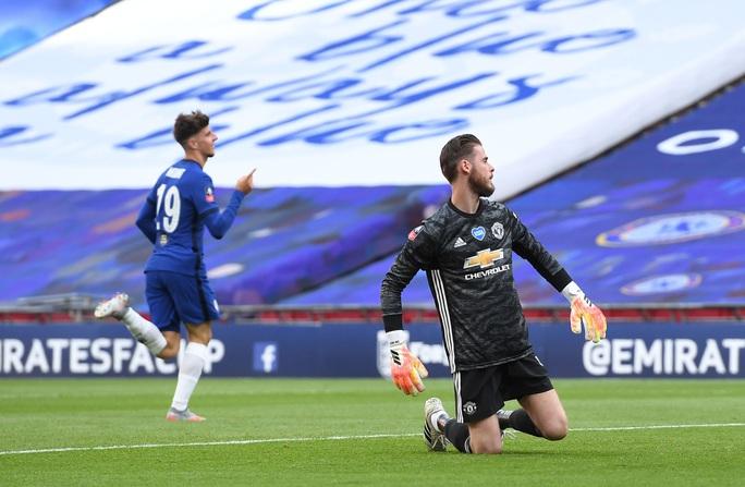 Hàng thủ gây họa, Man United thua thảm ở FA Cup - Ảnh 5.