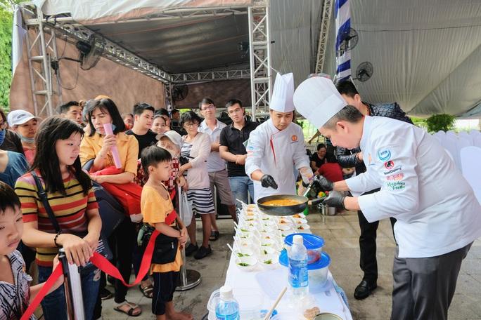 Hàng ngàn tour kích cầu đặt mua tại Ngày hội Du lịch TP HCM - Ảnh 1.