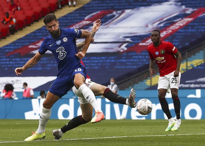 Hàng thủ gây họa, Man United thua thảm ở FA Cup - Ảnh 4.