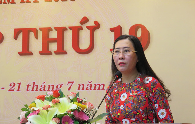 Kỳ họp HĐND tỉnh Quảng Ngãi không chất vấn trực tiếp - Ảnh 2.
