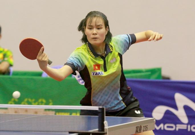Mai Hoàng Mỹ Trang lần thứ 12 vô địch đơn nữ bóng bàn - Ảnh 2.