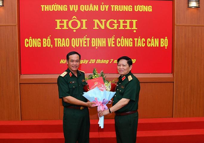 Trao Quyết định bổ nhiệm 3 Thứ trưởng Bộ Quốc phòng - Ảnh 2.