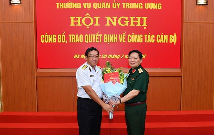 Trao Quyết định bổ nhiệm 3 Thứ trưởng Bộ Quốc phòng - Ảnh 3.