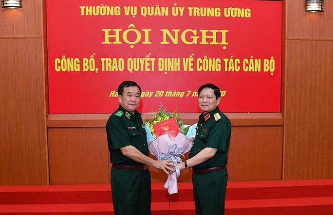 Trao Quyết định bổ nhiệm 3 Thứ trưởng Bộ Quốc phòng - Ảnh 4.