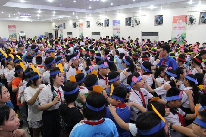 Thiếu nhi TP HCM hào hứng tham gia trại hè Thanh Đa - Ảnh 10.