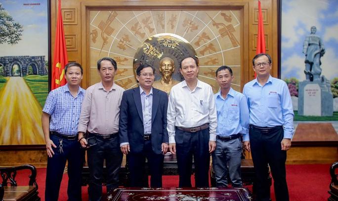 Thanh Hóa và Báo Người Lao Động trao đổi, hợp tác trên nhiều lĩnh vực - Ảnh 5.