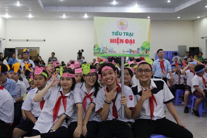 Thiếu nhi TP HCM hào hứng tham gia trại hè Thanh Đa - Ảnh 2.