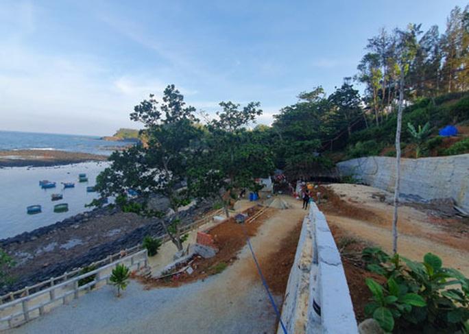 Công viên địa chất Lý Sơn - Sa Huỳnh: Vẽ cho hoành tráng, nguy cơ mất trắng - Ảnh 1.
