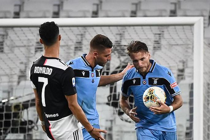 Ronaldo đua giày vàng, Juventus tăng tốc đến ngôi vương - Ảnh 5.
