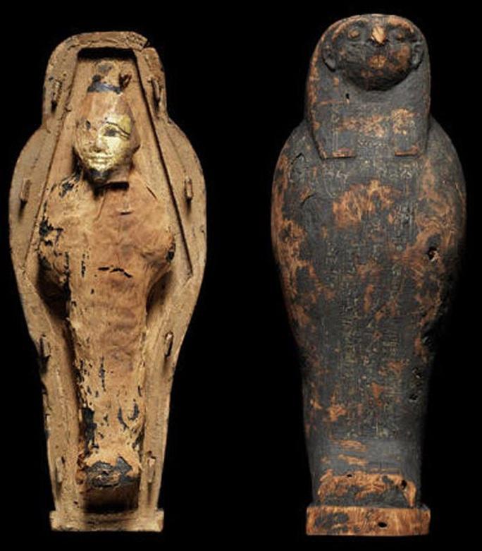 Quét CT xác ướp hoàng tử, sốc với hài cốt không phải người - Ảnh 2.