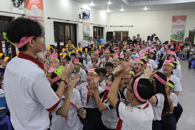 Thiếu nhi TP HCM hào hứng tham gia trại hè Thanh Đa - Ảnh 12.