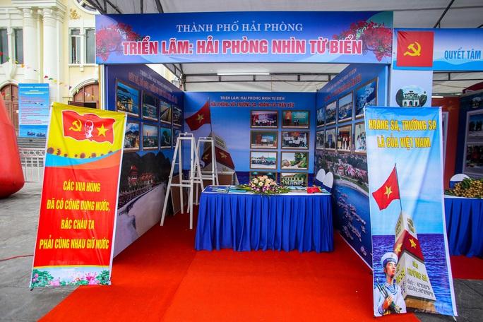 Trưng bày 300 bức ảnh về công cuộc xây dựng, bảo vệ chủ quyền biển, đảo Việt Nam - Ảnh 16.